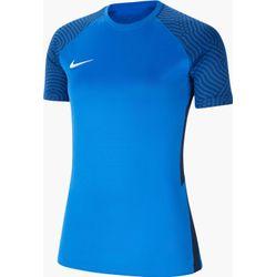 Nike Strike II Shirt Korte Mouw Dames - Royal / Marine