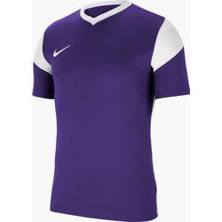 Nike Park Derby III Shirt Korte Mouw Heren - Paars / Wit