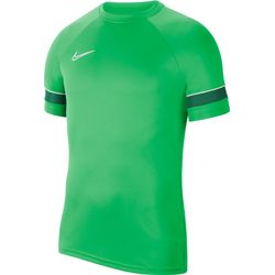Nike Academy 21 T-Shirt Hommes - Green Spark