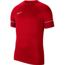 Nike Academy 21 T-Shirt Hommes - Rouge