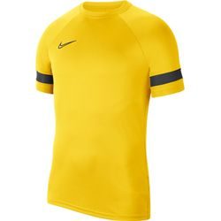 Nike Academy 21 T-Shirt Hommes - Jaune / Anthracite
