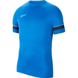 Nike Academy 21 T-Shirt Kinderen - Royal / Marine