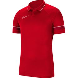 Nike Academy 21 Polo Hommes - Rouge