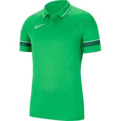 Nike Academy 21 Polo Kinderen - Green Spark