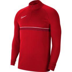 Nike Academy 21 Ziptop Heren - Rood / Bordeaux