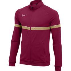 Nike Academy 21 Trainingsvest Heren - Bordeaux / Goud