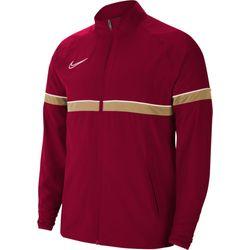 Nike Academy 21 Trainingsvest Vrije Tijd - Bordeaux / Goud