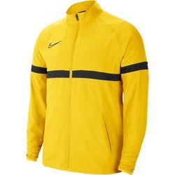 Nike Academy 21 Trainingsvest Vrije Tijd - Geel / Antraciet