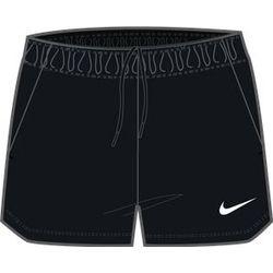 Nike Park 20 Trainingsshort Dames - Zwart