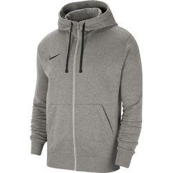 Nike Team Club 20 Sweat-Shirt Zippé Enfants - Gris Foncé Mélange