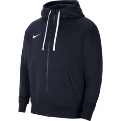 Nike Team Club 20 Sweat-Shirt Zippé Enfants - Marine