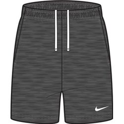 Nike Team Club 20 Sweatshort Heren - Charcoal