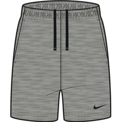 Nike Team Club 20 Short Sweat Enfants - Gris Foncé Mélange