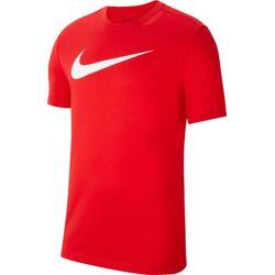 Nike Team Club 20 Swoosh T-Shirt Kinderen - Rood
