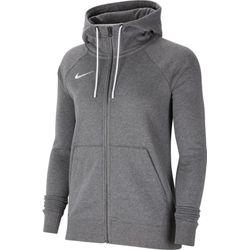 Nike Team Club 20 Sweater Met Rits Dames - Charcoal