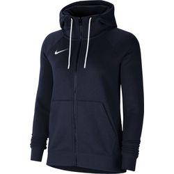 Nike Team Club 20 Sweater Met Rits Dames - Marine