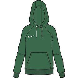 Nike Team Club 20 Sweater Met Kap Dames - Groen