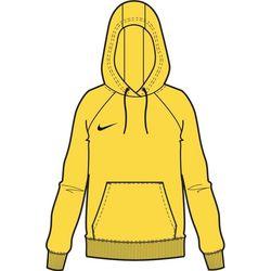 Nike Team Club 20 Sweater Met Kap Dames - Geel