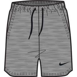 Nike Team Club 20 Sweatshort Dames - Donkergrijs Gemeleerd