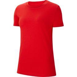 Nike Team Club 20 T-Shirt Dames - Rood