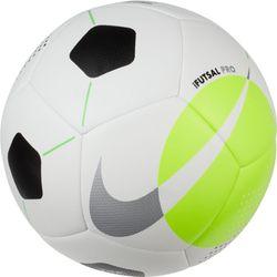 Nike Futsal Pro Voetbal - Wit / Fluogeel