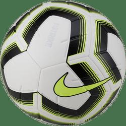 Nike Strike Team Trainingsbal - Wit / Fluogeel