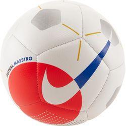 Nike Futsal Maestro Voetbal - Wit / Fluorood