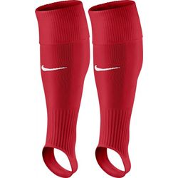 Nike Game III Voetbalkousen Voetloos - University Red / White