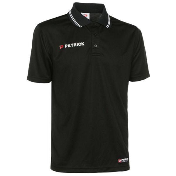Patrick Almeria140 Polo Heren - Zwart
