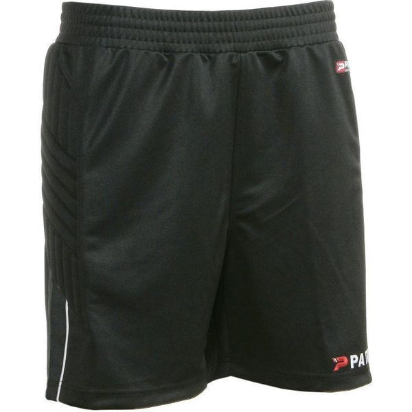 Patrick Calpe201 Keepershort Heren - Zwart / Wit