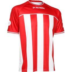 Patrick Coruna Shirt Korte Mouw Kinderen - Rood / Wit