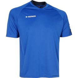 Patrick Dynamic Shirt Korte Mouw Heren - Royal / Marine