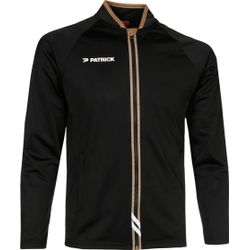 Patrick Dynamic Trainingsvest - Zwart / Goud