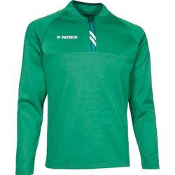 Patrick Dynamic Trainingssweater Heren - Groen / Donkergroen