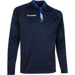 Patrick Dynamic Trainingssweater Heren - Marine / Royal