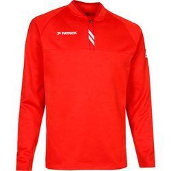 Patrick Dynamic Trainingssweater Heren - Rood / Donkerrood