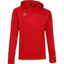 Patrick Exclusive Sweater Met Kap Kinderen - Rood