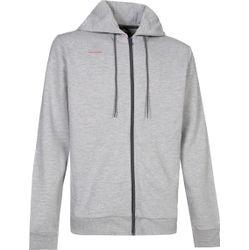 Patrick Exclusive Sweater Met Rits Heren - Grijs