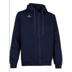 Patrick Exclusive Sweater Met Rits Kinderen - Marine