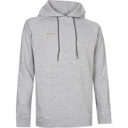 Patrick Exclusive Sweater Met Kap Heren - Grijs