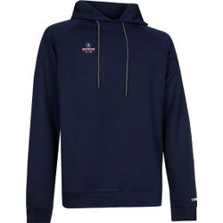 Patrick Exclusive Sweater Met Kap - Marine