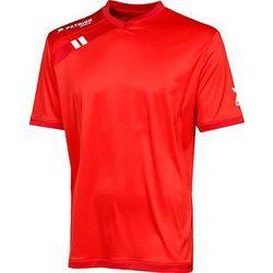 Patrick Force Shirt Korte Mouw Heren - Rood / Donkerrood