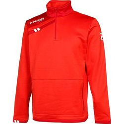 Patrick Force Ziptop Heren - Rood / Donkerrood