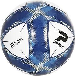 Patrick Global (5) Trainingsbal - Wit / Blauw