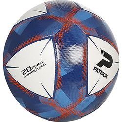 Patrick Global (4) Trainingsbal - Wit / Blauw / Rood