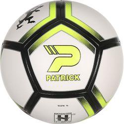 Patrick Global (Size 5) Trainingsbal - Wit / Fluogeel