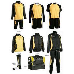 Patrick Gold Kit Promopakket Heren - Zwart / Geel / Wit