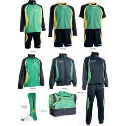 Patrick Gold Kit Promopakket Heren - Marine / Groen / Geel