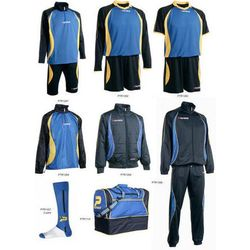 Patrick Gold Kit Promopakket - Marine / Royal / Geel