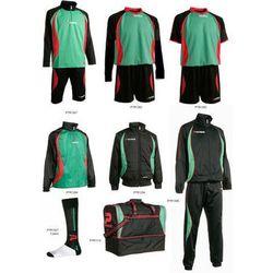Patrick Gold Kit Promopakket Heren - Zwart / Groen / Rood